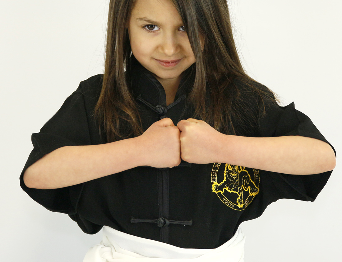 Ecole Wuxing Kung Fu Cours Initiation maternelle enfant baby