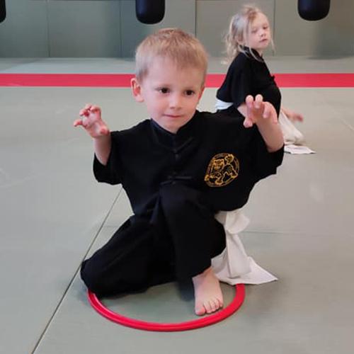 Kung Fu Wuhu Ecole Wuxing Eveil Jouer
