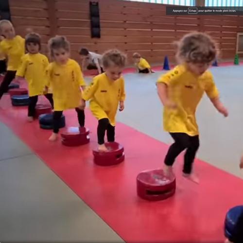 eveil baby kid ecole wuxing kung-fu bousse vigy